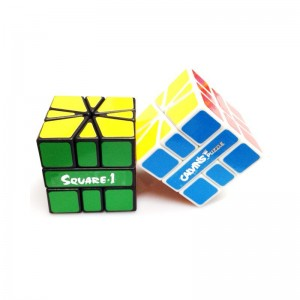 Calvin's Square One Cube Noir - Calvin's Puzzle