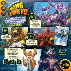 King of Tokyo pas cher