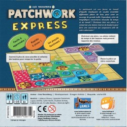 Boite de Patchwork Express