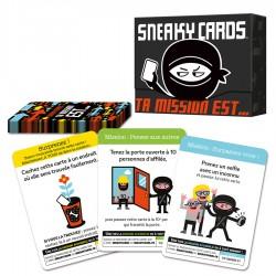 Boite de Sneaky Cards