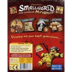 Smallworld Extension Maauuudits ! pas cher