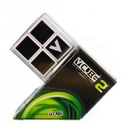V Cube 2 Classique - Fond Blanc pas cher