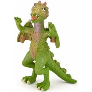 39091 Bébé Dragon vert
