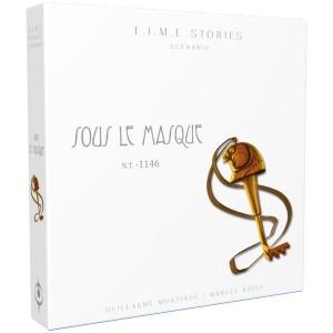T.I.M.E Stories Sous le Masque