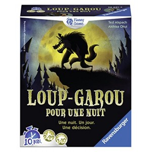 Loup Garou Pour Une Nuit