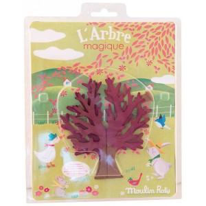 Arbre Magique Rose - Collection Les Petites Merveilles