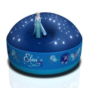 Projecteur d'etoiles Musical Elsa La Reine des Neiges