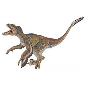55055 Velociraptor à Plumes