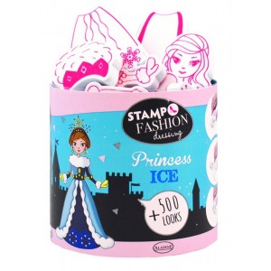 Stampo Fashion Dressing Princesse Glace Ice