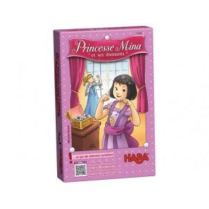Princesse Mina et ses Diamants