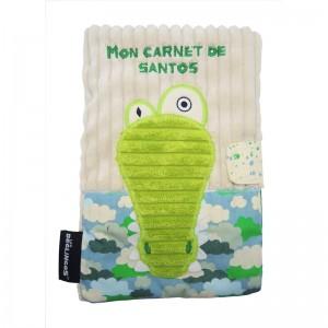 Protege Carnet de Sante Aligatos l'Alligator