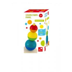 Tour Empilable - Les Boules colorées