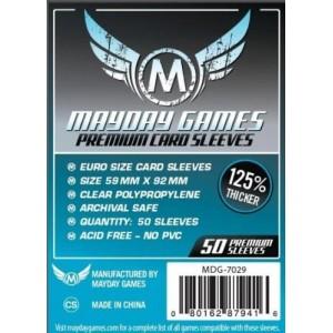 50 proteges carte 59x92mm Premium
