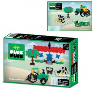 Box Mini Basic Ferme 480 pièces