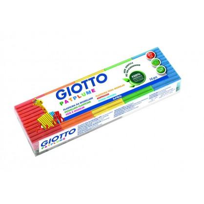 Patplume 10 couleurs 50g