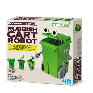 Kit Robot Poubelle
