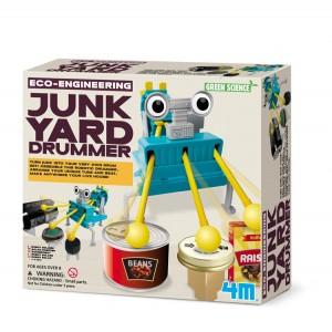 Kit Robot Tambourineur Fou
