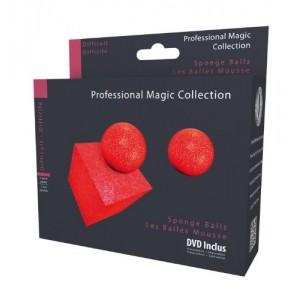 Balles Mousse - Tour de Magie avec DVD