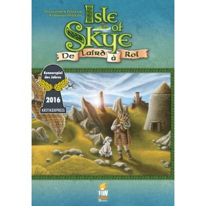 Isle of Skye - De Laird à Roi