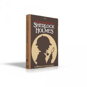 Bd Sherlock Holmes Quatres Enquetes