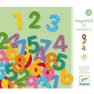 38 Nombres Magnetiques