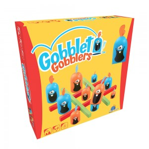 Gobblet Gobblers - Version Bois