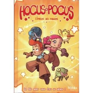 Bd Hocus Pocus - L'épreuve des Fabulins