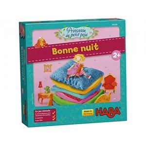 Bonne Nuit Princesse au Petit Pois