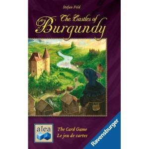 Le Chateau de Bourgogne Le Jeu de Cartes