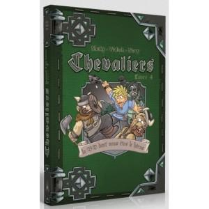 Bd Chevaliers Tome 4 Princesse Gargea