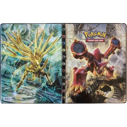 Album A4 Pokemon Offensive Vapeur XY11
