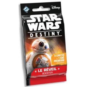 Booster Star Wars Destiny Le Reveil