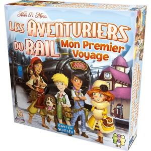 Mon Premier Voyage Les Aventuriers du Rail Europe