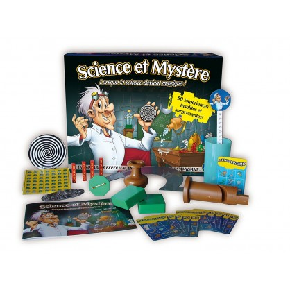 Science et Mystere - 50 Experiences