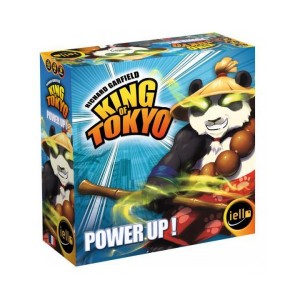 King Of Tokyo Power up! Extension