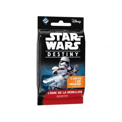 Booster Star Wars Destiny L'Ame de la Rebellion