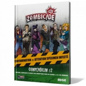 Zombicide livre compendium 2