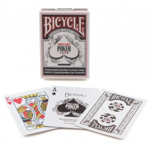 54 Cartes WSOP Bicycle