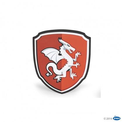 Bouclier Chevalier Dragon