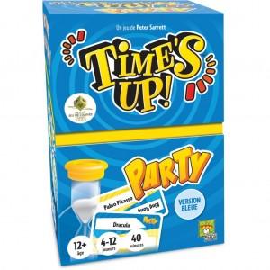 Time's Up Party 2 Bleu