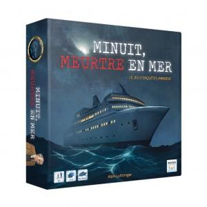 Minuit, Meutre en Mer