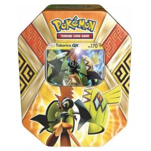 Pokebox Tokorico GX Soleil et Lune Pokemon