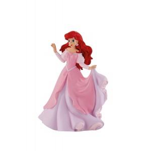 Princesse Ariel Robe Rose - La Petite Sirene Disney
