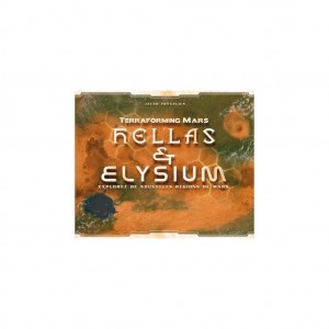 Terraforming Mars Hellas et Elysium Extension