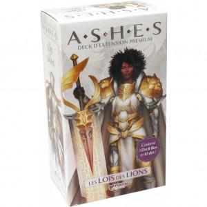 Ashes Les Lois des Lions