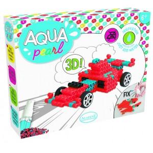 Aqua Pearl Coffret Voiture F1