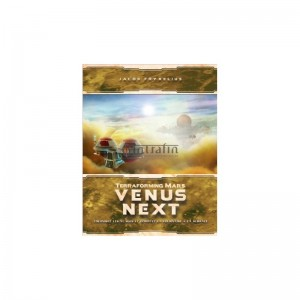 Terraforming Mars Venus Next Extension