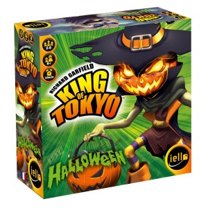 King Of Tokyo Halloween Extension