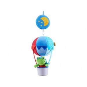 Boite a Musique Grenouille en ballon