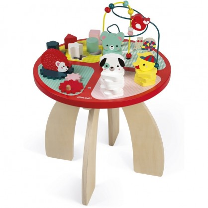 Table d'Activite - Baby Forest